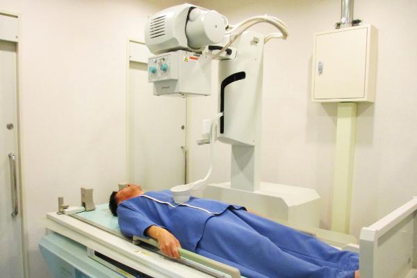 胃X線検査(胃透視)